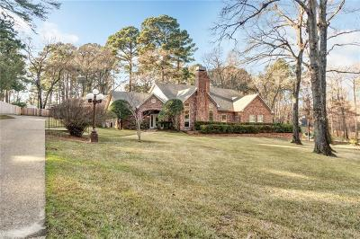 Tyler Single Family Home For Sale: 9335 Chisholm Trail