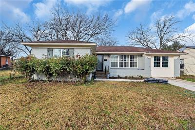 Dallas Single Family Home For Sale: 10547 Shiloh Road