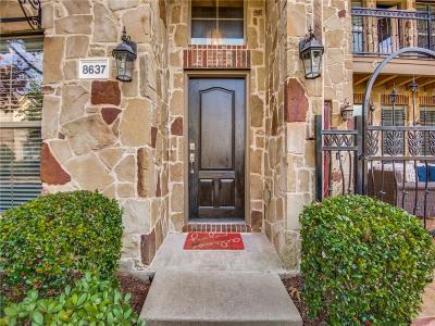 McKinney Single Family Home For Sale: 8637 Trolley Trail