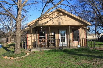 Bridgeport Single Family Home For Sale: 180 County Road 3743