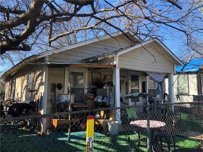 Dallas County Single Family Home For Sale: 4705 Bowling Avenue