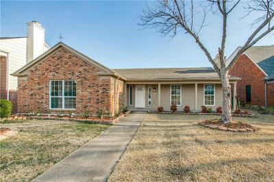 Garland Single Family Home For Sale: 2110 Villawood Lane