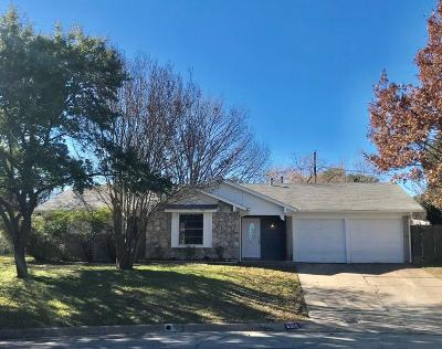 Fort Worth Single Family Home For Sale: 5309 Westminster Court S