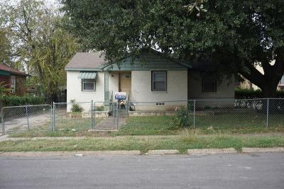 Dallas Single Family Home For Sale: 4639 Manett Street