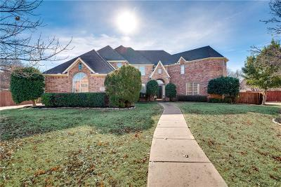 Southlake Single Family Home For Sale: 1205 Forest Hills Drive