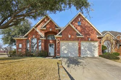 Irving Single Family Home For Sale: 9801 Cliffside Drive