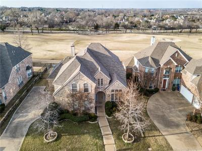 Garland Single Family Home For Sale: 4801 Walton Heath Drive