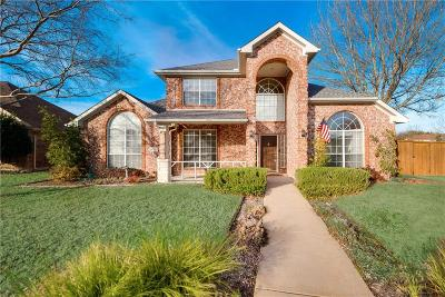 Allen Single Family Home For Sale: 611 Harvest Mountain Court