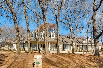Parker County Single Family Home For Sale: 3537 Four Trees Drive