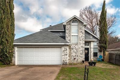Fort Worth Single Family Home For Sale: 5628 Shady Springs Trail