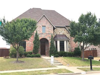 Allen Single Family Home For Sale: 2139 McCallum