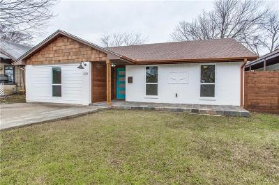 Single Family Home For Sale: 223 S Waverly Drive