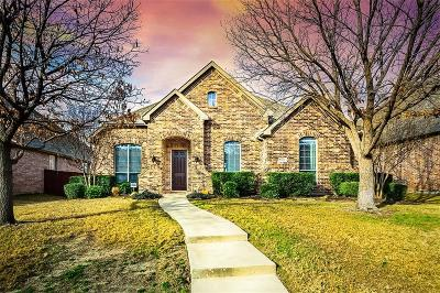Frisco Single Family Home Active Contingent: 1294 San Andres Drive