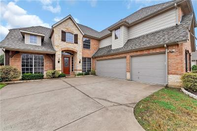 Keller Single Family Home Active Option Contract: 400 Huffman Bluff