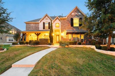 Prosper Single Family Home For Sale: 690 Texana Drive