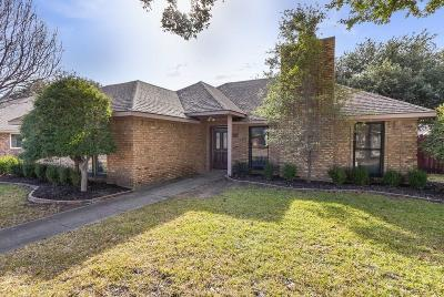 Plano Single Family Home For Sale: 1912 Covered Wagon Drive