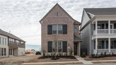 Allen Single Family Home For Sale: 1049 Drew