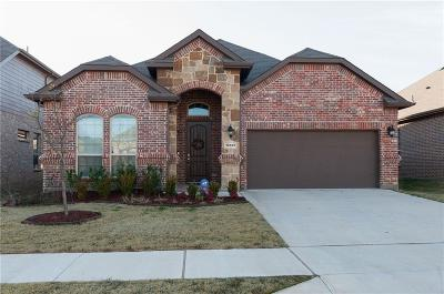 Fort Worth Single Family Home For Sale: 12849 Palancar Drive