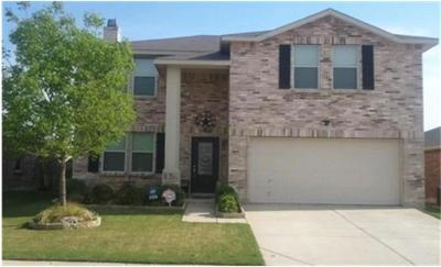 Fort Worth Single Family Home For Sale: 1724 Rialto Way