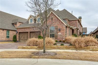 Allen Single Family Home For Sale: 754 Mission Court