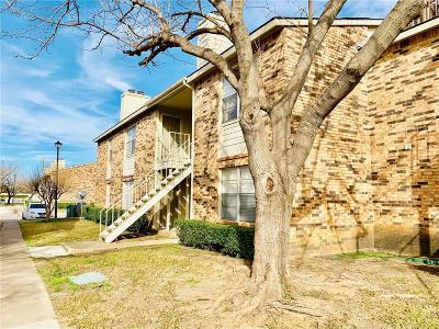Carrollton Condo For Sale: 2200 E Trinity Mills Road #116