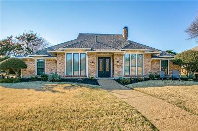 Plano Single Family Home For Sale: 4025 Fechin Circle