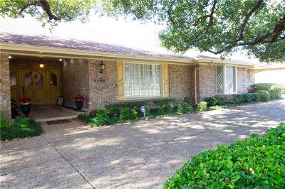Fort Worth Half Duplex For Sale: 3200 Overton Park Drive W