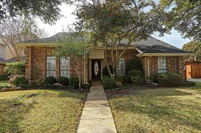 Single Family Home For Sale: 13231 Carthage Lane