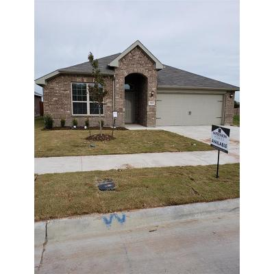 Fort Worth Single Family Home For Sale: 9269 Vistamill Trail