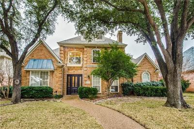 Plano Single Family Home For Sale: 1608 Old Course Drive