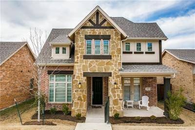 McKinney Single Family Home For Sale: 4504 Del Rey Avenue