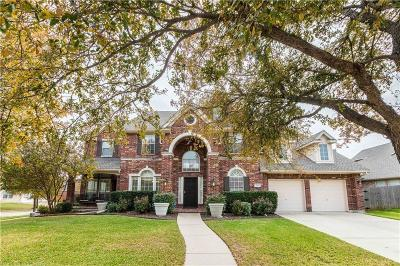Fort Worth Single Family Home For Sale: 5001 Daylily Court