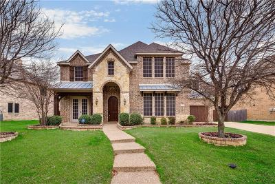 Grand Prairie Single Family Home For Sale: 2711 Waters Edge Drive
