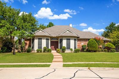 Rowlett Single Family Home For Sale: 6314 Ahnee