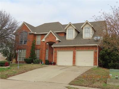 Dallas Single Family Home For Sale: 6108 Lake Vista Drive