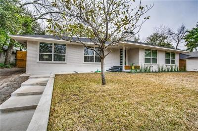 Dallas Single Family Home For Sale: 908 Knott Place