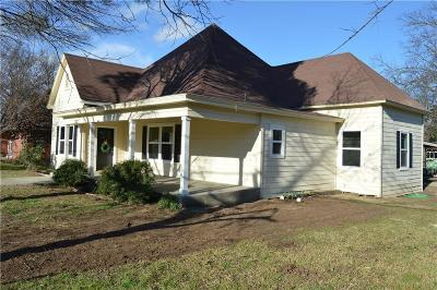 Johnson County Single Family Home For Sale: 302 Madison Street