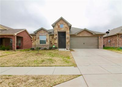 Fort Worth Single Family Home For Sale: 2829 Adams Fall Lane