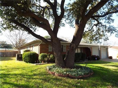 Fort Worth Single Family Home For Sale: 5312 Morley Avenue