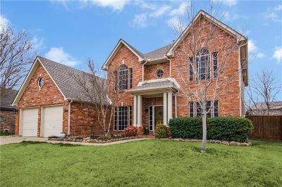 McKinney Single Family Home For Sale: 2203 Cherry Hill Lane