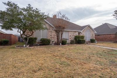 Mesquite Single Family Home For Sale: 1420 Paula Lane