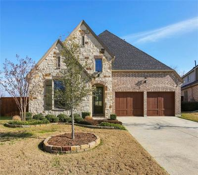 Grapevine Single Family Home Active Option Contract: 4749 Hill Meadow Road
