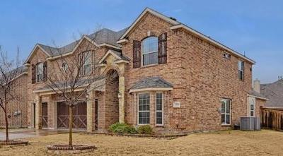 Grand Prairie Single Family Home Active Option Contract: 2908 Almansa