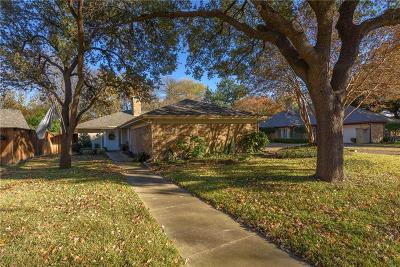 Richardson Single Family Home For Sale: 1204 Odessa Drive