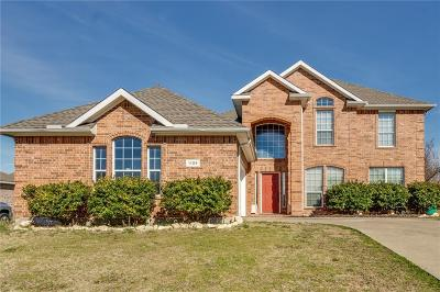 Single Family Home For Sale: 1109 Noblewood Drive