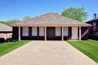 Seagoville Single Family Home For Sale: 2962 McKinley Avenue