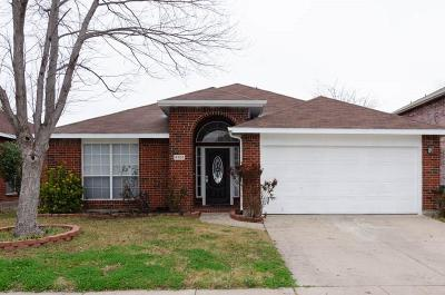 Single Family Home For Sale: 4101 Willoughby Drive