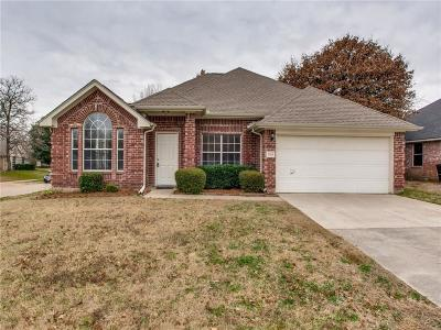 Corinth TX Single Family Home For Sale: $249,900