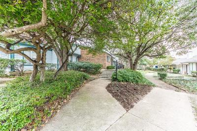Dallas Townhouse For Sale: 13629 Weald Green Street