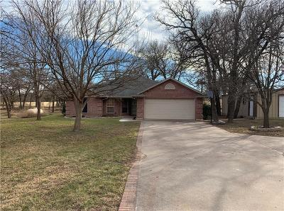 Weatherford Single Family Home For Sale: 104 Greenwood Oaks Drive